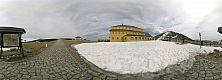 Dom  Śląski na trasie na Śnieżkę