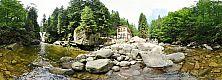 Wodospad Szklarki - Schronisko Kochan�wka