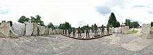 Ludzie z żelaza - rzeźba Zbigniewa Frączkiewicza