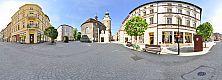 Brama Wojanowska kościół - kaplica pw. św. Anny
