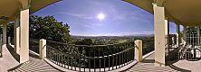 Widok z Wieży Krzywoustego
